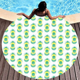 VIcult Round Fabric Bath Towels