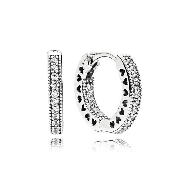 VICULT 100% 925 Sterling Silver Earring