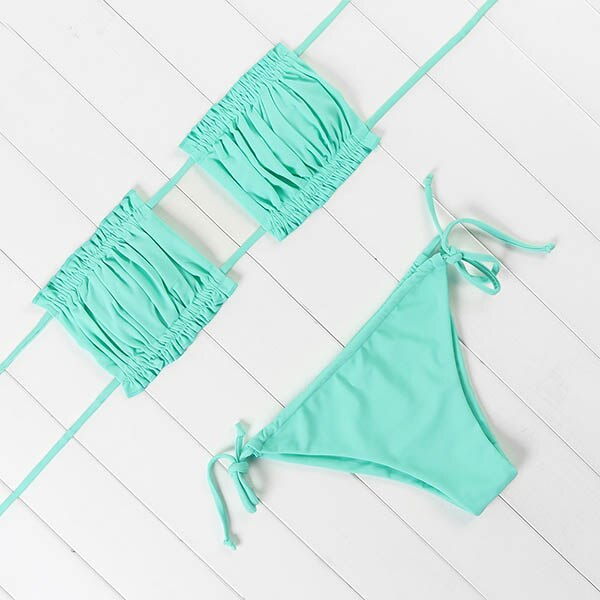VIcult Beachwear Micro Bikini Set