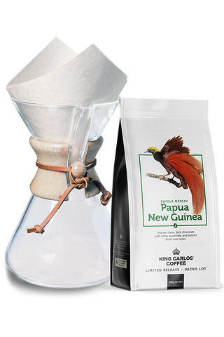 buy coffee from PNG