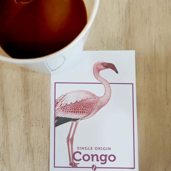 buy coffee beans Congo single origin coffee