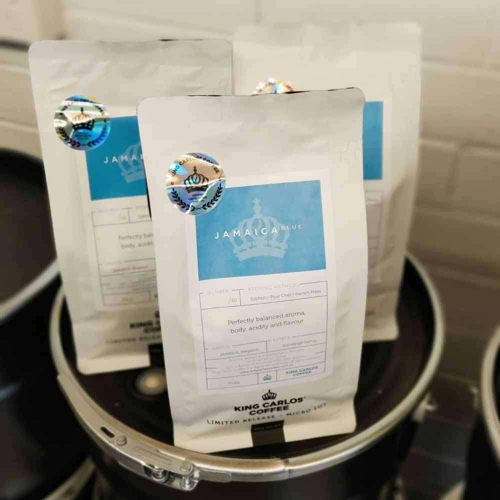 buy specialty microlot coffee beans Jamaica blue mountain coffee