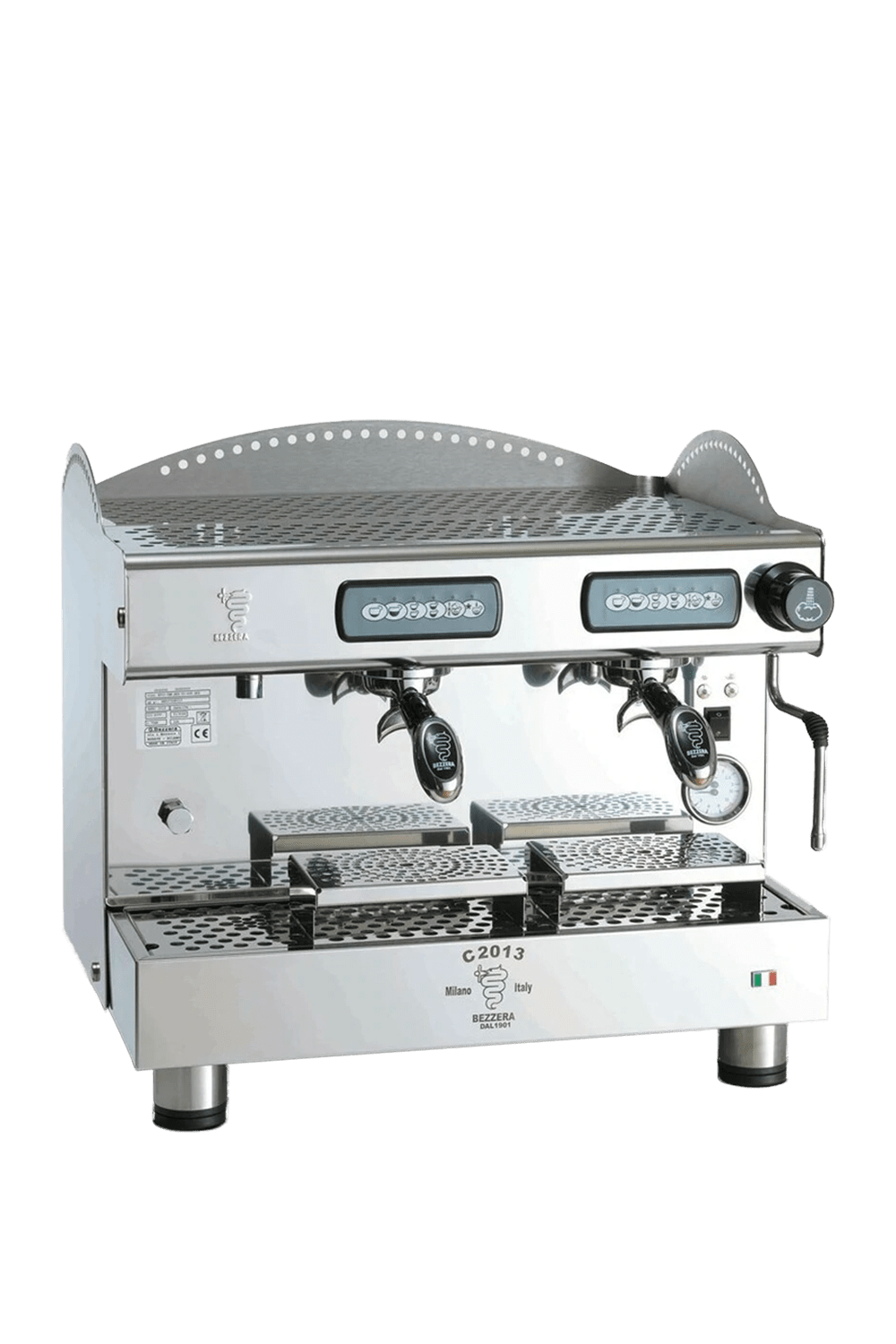 cheap bezzera two group king carlos coffee