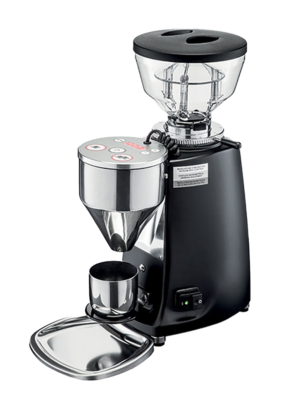 cheap mazzer mini filter king carlos coffee