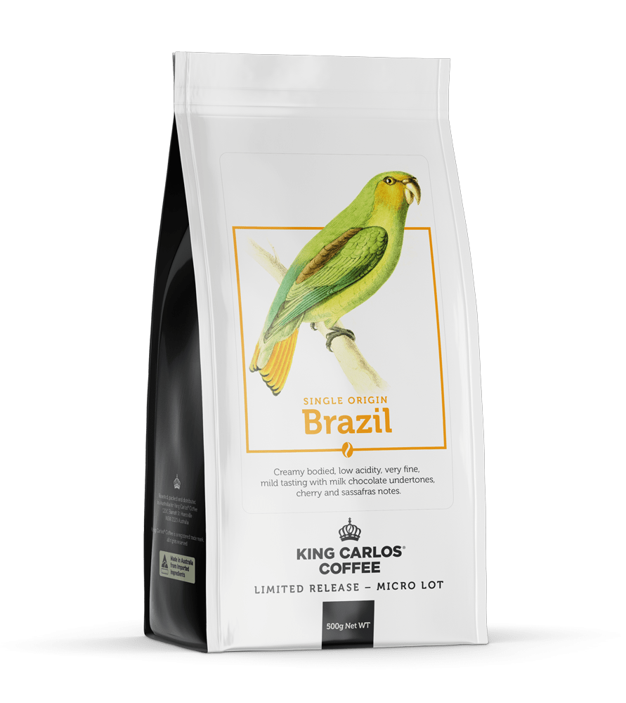 buy coffee beans Brazil single origin coffee