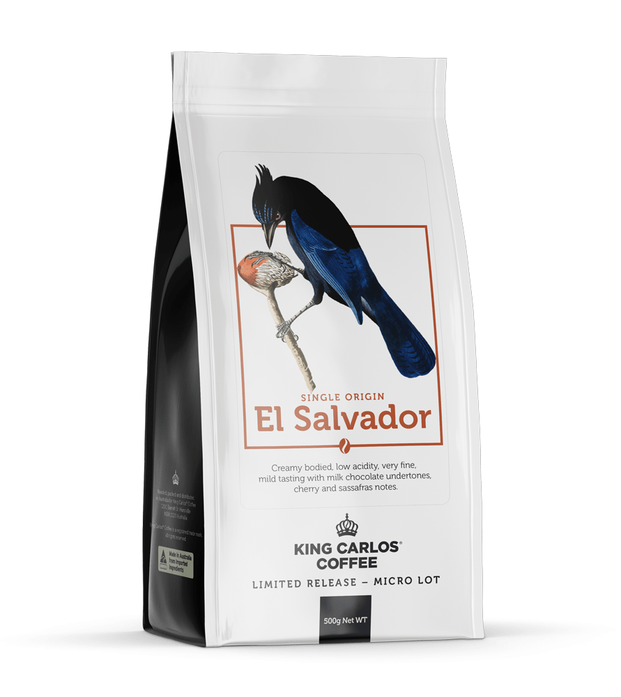buy coffee beans El Salvador single origin coffee