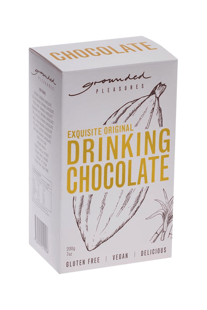 buy cafe products grounded pleasures drinking chocolate drinking chocolate
