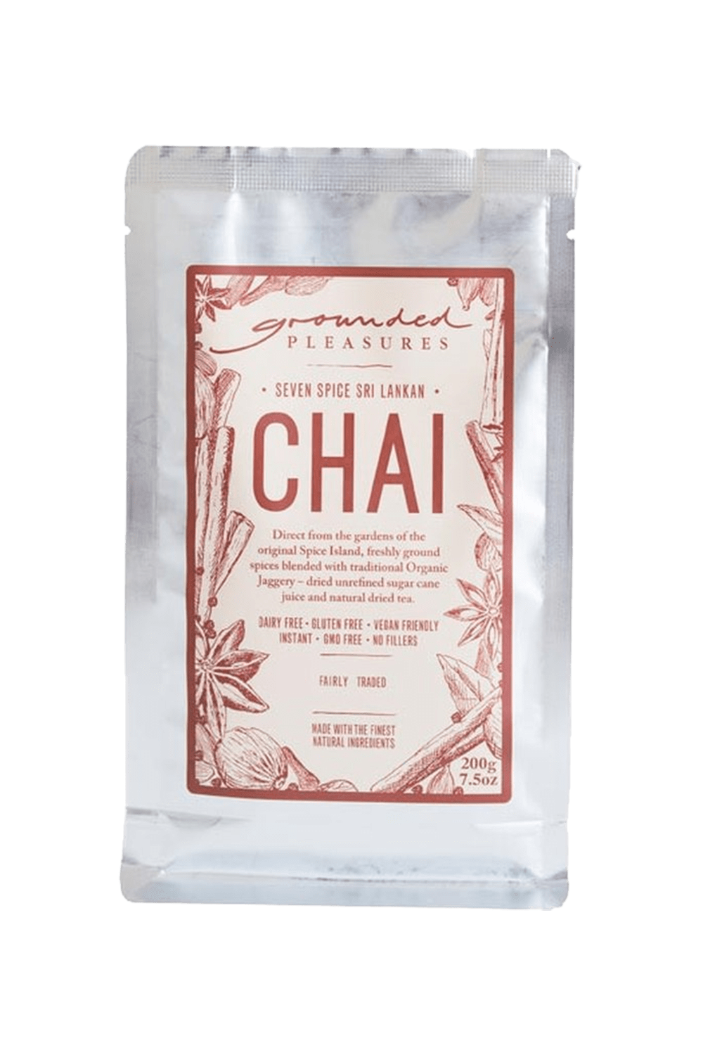 buy cafe products grounded pleasures drinking chocolate seven spice chai