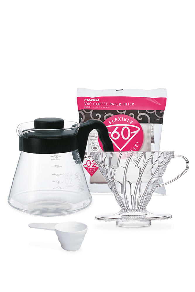 buy brewing gear hario pour over kit