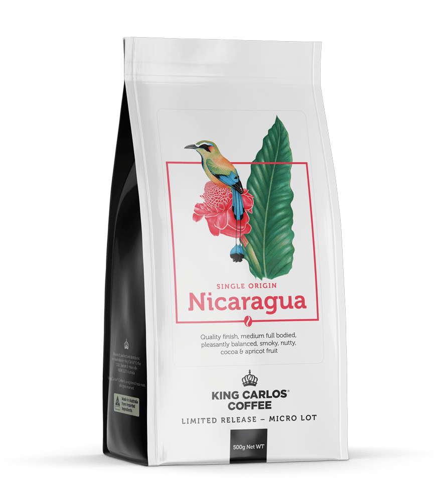buy coffee beans Nicaragua single origin coffee