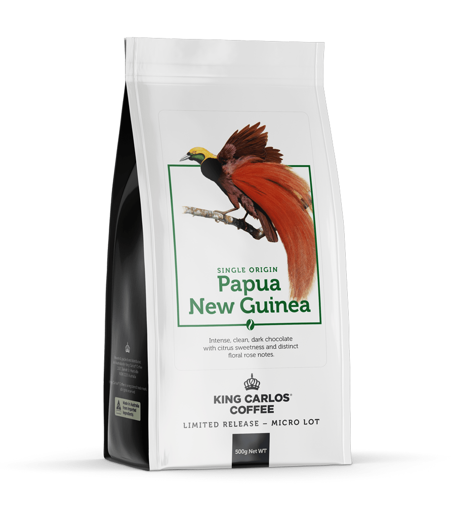 buy coffee beans Papua New Guinea PNG single origin coffee