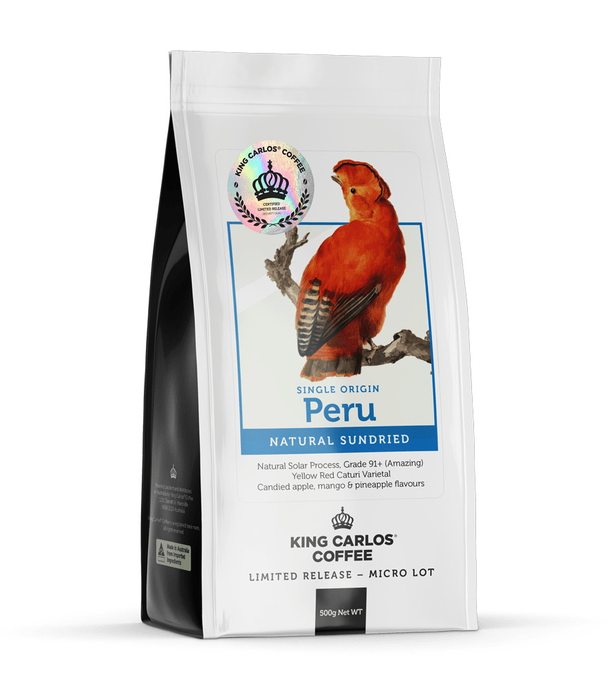 buy specialty microlot coffee beans Peru single origin