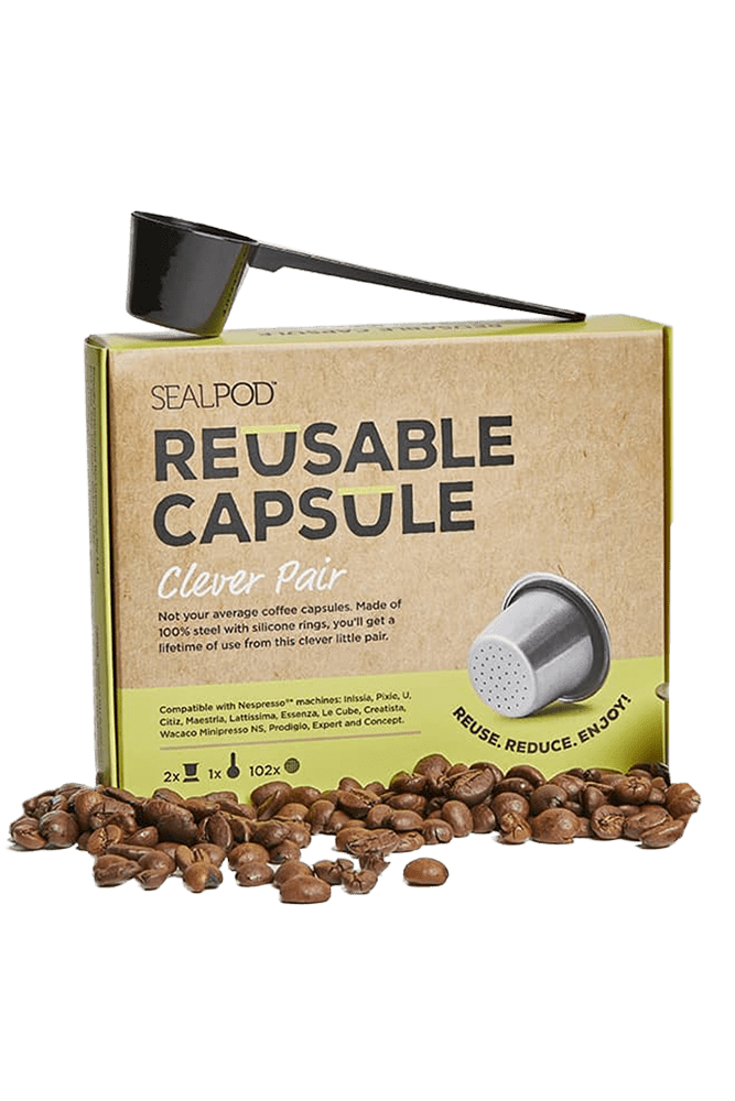 buy coffee brewing gear reusable coffee pods