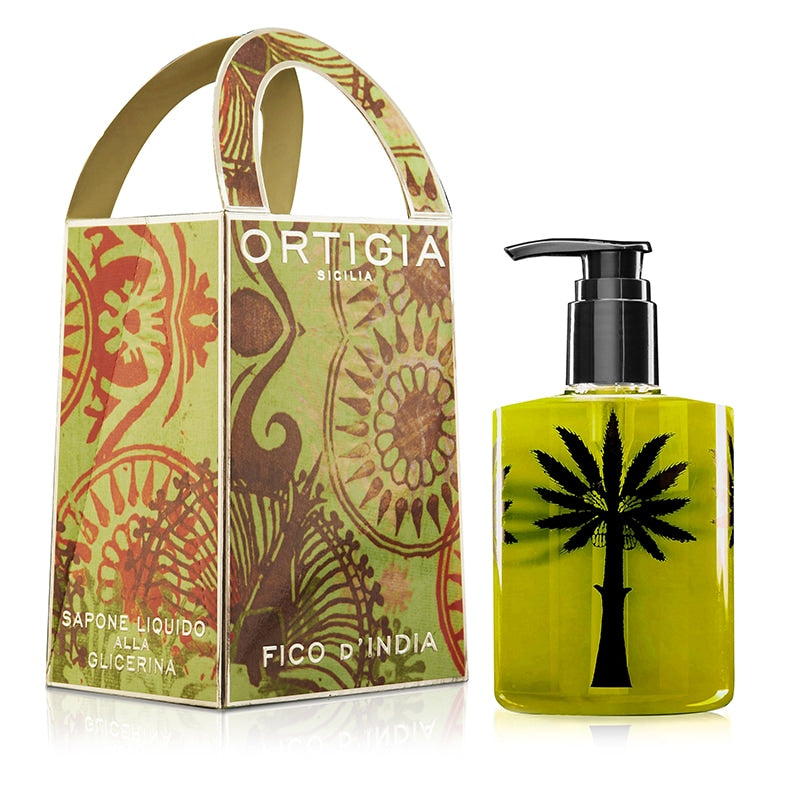 Ortigia Fico d'India Liquid Soap (300 ml)