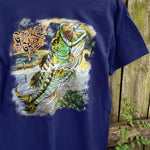 Bass Fishing Tee