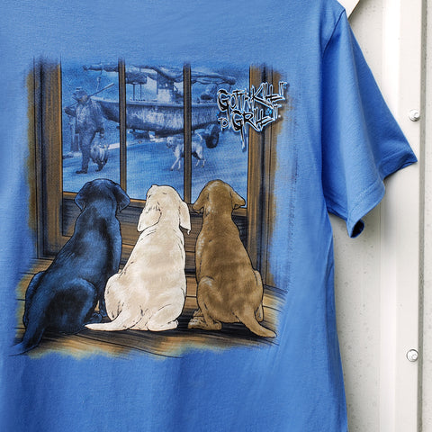 Duck Hunt Puppies Tee