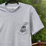 Fishing Conservation Stamp Pocket Tee
