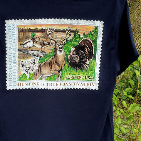 Hunting Conservation Stamp Tee