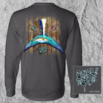 Tuna Tail Long Sleeve Tee