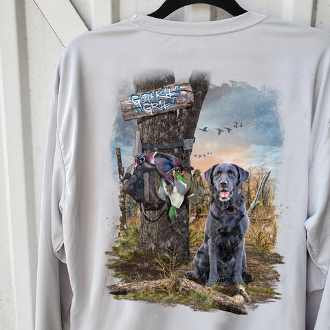 Ducks & Lab Performance Shirt