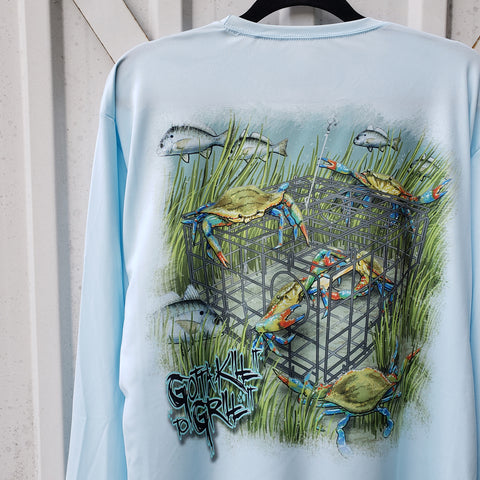 Crab Trap Performance Shirt