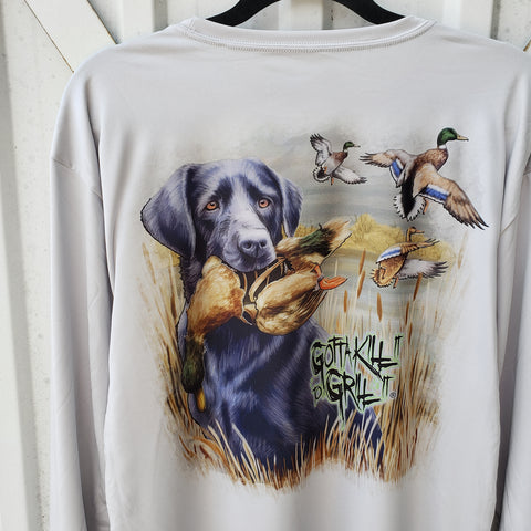 Labrador Duck Performance Shirt