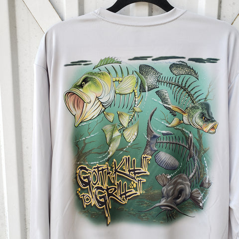 Freshwater Bass Performance Shirt