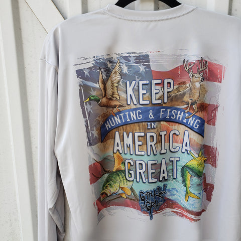 Keep Hunting & Fishing Great Performance Shirt