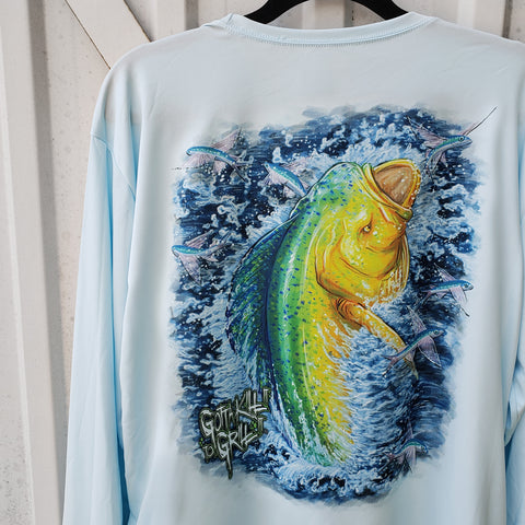 Mahi & Flying Fish Performance Shirt