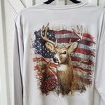 Old Glory Buck Performance Shirt