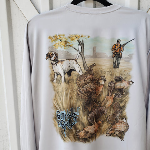 Quail Hunt Performance Shirt