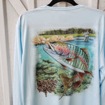 Rainbow Trout Performance Shirt