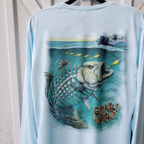 Striped Bass Performance Shirt