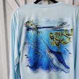Tuna Marlin Performance Shirt
