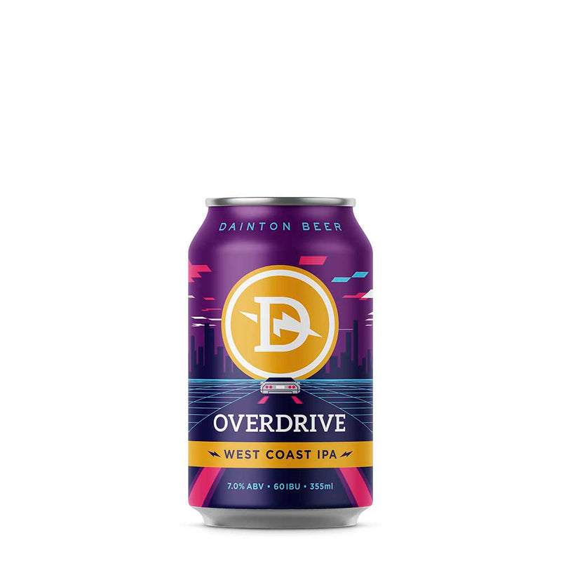 Dainton Brewery | Overdrive West Coast IPA |