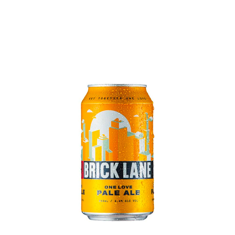 Bricklane | One Love Ale