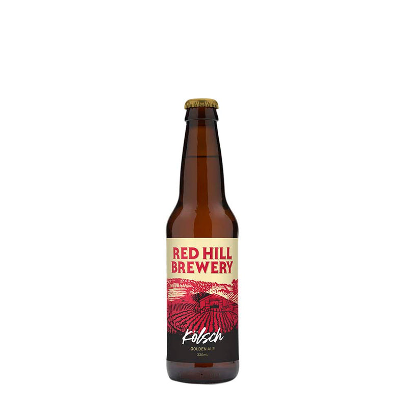 Red Hill | Kolsch Golden Ale |