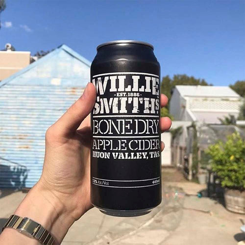 Willie Smith | Bone Dry Apple Cider