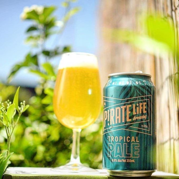 Pirate Life | Tropical Pale Ale |