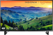 "Load image into Gallery viewer, Insignia™ - 43"" Class – LED - 2160p – Smart - 4K UHD TV with HDR – Fire TV Edition"