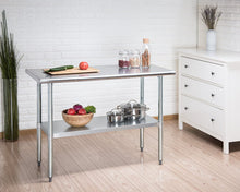 Load image into Gallery viewer, Rockpoint HX Table Stainless, 48x24inch