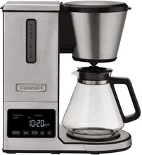 Load image into Gallery viewer, Cuisinart CPO-850P1 CPO-850 Coffee Brewer, 8 Cup, Stainless Steel