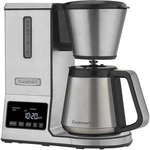 Cuisinart CPO-850P1 CPO-850 Coffee Brewer, 8 Cup, Stainless Steel