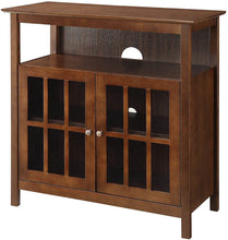 Load image into Gallery viewer, Convenience Concepts Big Sur Highboy TV Stand, Espresso