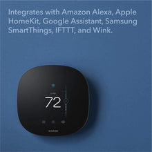 Load image into Gallery viewer, ecobee3 lite Smart Thermostat, 2nd Gen, Black