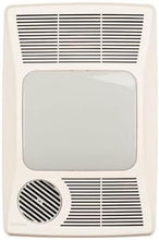 Load image into Gallery viewer, Broan-NuTone 100HL Directionally-Adjustable Bath Fan with Heater and Incandescent Light