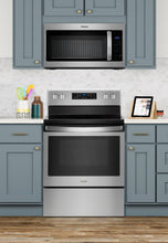 Load image into Gallery viewer, Whirlpool - 1.7 Cu. Ft. Over-the-Range Microwave - Stainless steel