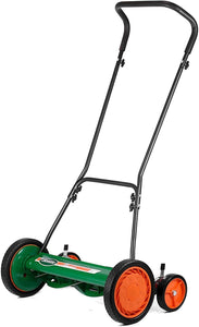 Scotts Outdoor Power Tools 2000-20S 20-Inch 5-Blade Classic Push Reel Lawn Mower, Green (20-Inch)