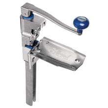 "Load image into Gallery viewer, Edlund 11100 Old Reliable #1 Manual Can Opener with Plated Steel Base For Cans Up to 11"" Tall"