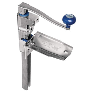 "Edlund 11100 Old Reliable #1 Manual Can Opener with Plated Steel Base For Cans Up to 11"" Tall"